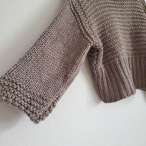 Lush Sweaters - EUC LUSH oversized chunky knit sweater size small
